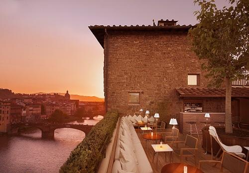 Drinks La Terrazza Rooftop Bar Destination Florence